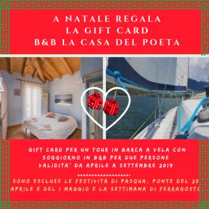 A Natale regala la gift card del Poeta | BB La Casa del ...